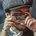 """大人のデジタルカメラ""""Paper Shoot"""""""