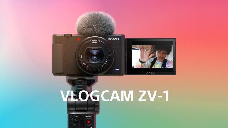 SONY Vlogカメラ ZV-1 レビュー動画まとめ